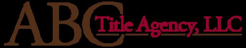 ABC Title Agency Logo